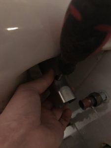 fix loose tap